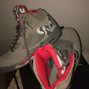 Air Jordan 5 Retro 'Camo'